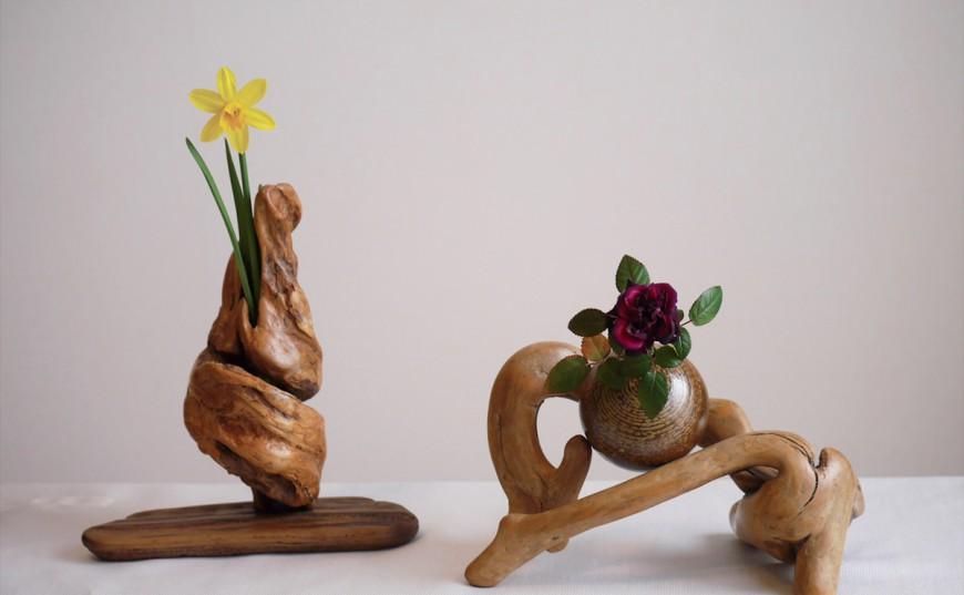 こんな素敵なものができるなんて!楽しい流木アート