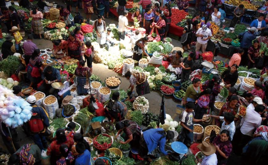 世界の日常生活を変える グアテマラ手仕事・現地レポート