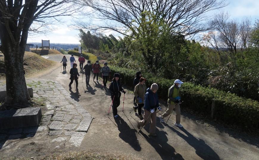 ノルディックウォーキングで、歩ける身体を作り爽やかに歩こう